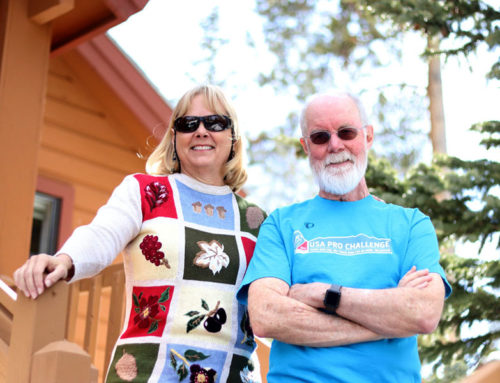 Beth and Neil Groundwater, Breckenridge